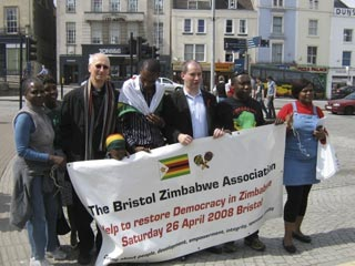 Still from A Zimbabwean living in Bristol